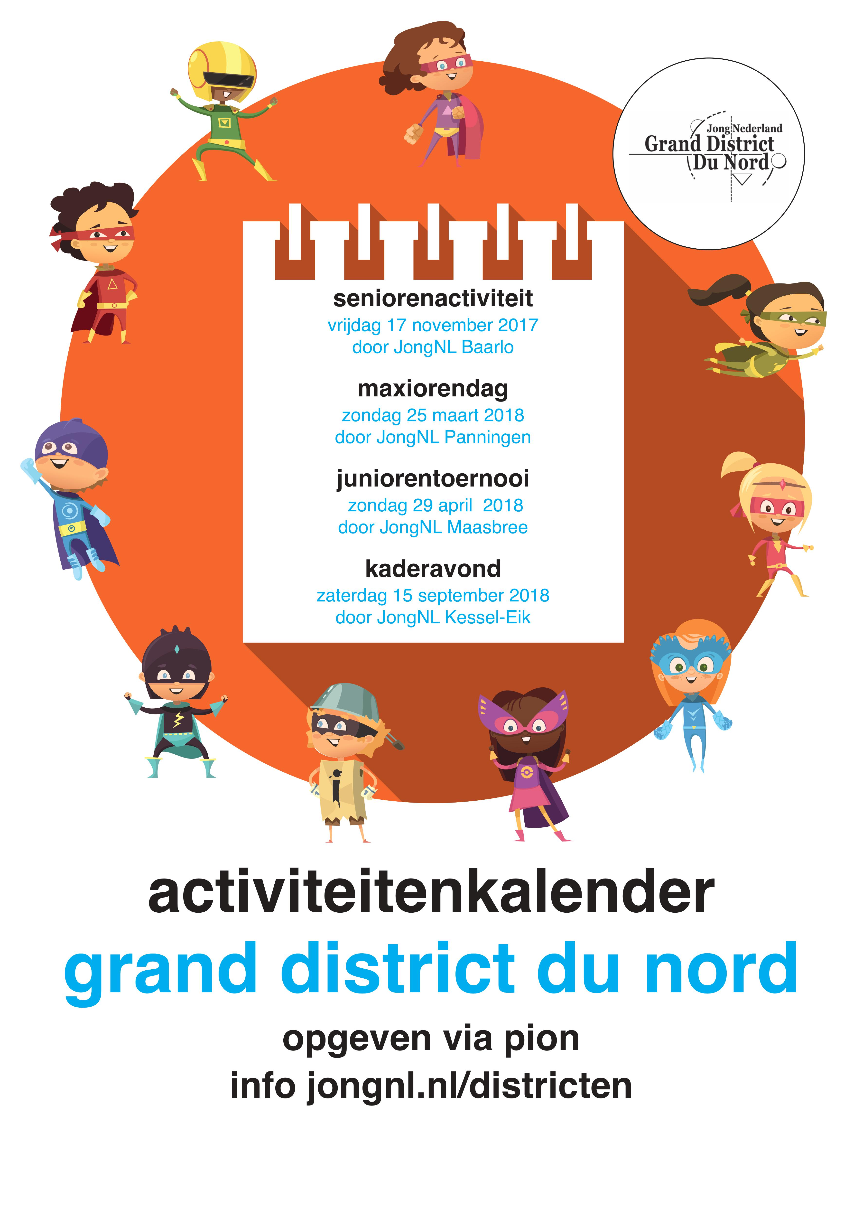 poster data districtsactiviteiten 2017 2018